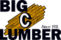 Big C Lumber Logo