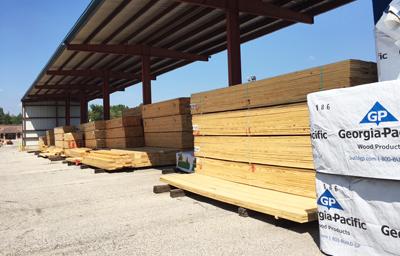 Lumber & Building Materials - Big C Lumber